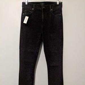 Washed Black Aritzia Skinny Jeans (NWT)